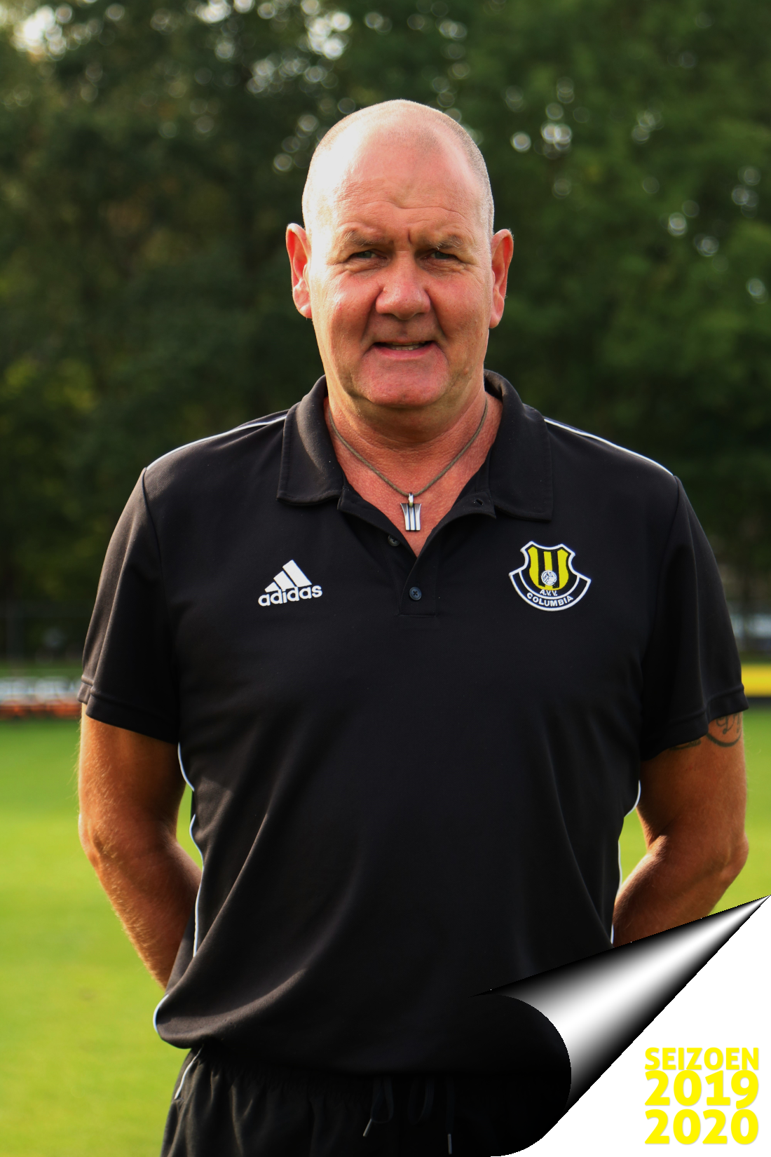 staf Jan van Veldhuizen (assistent-trainer)